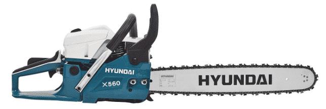 Бензопила Hyundai X560