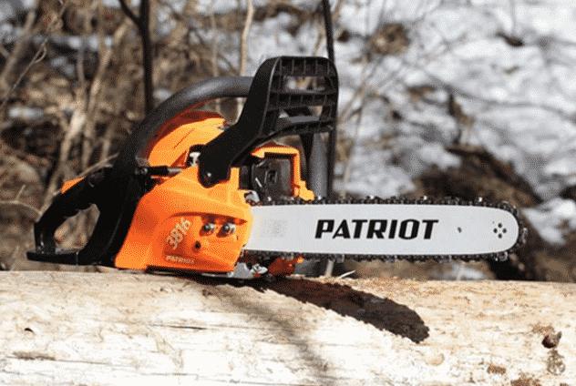 Бензопилы Patriot (Патриот)