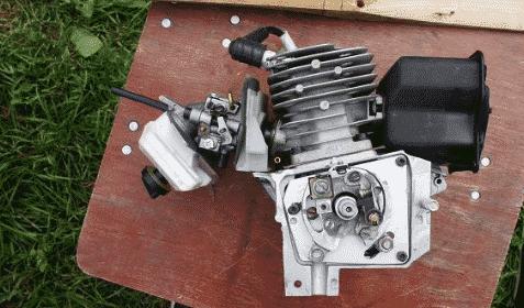 Методы установки двигателя для бура
