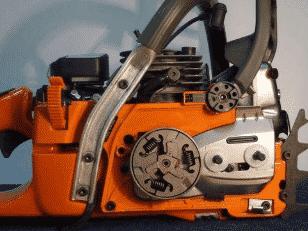 Рекомендации при замене сцепления на бензопиле