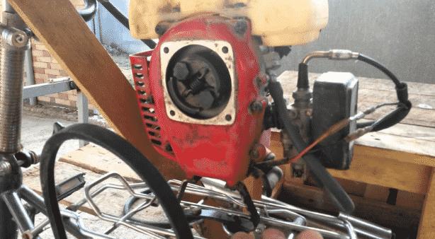 Самостоятельный монтаж двигателя на велосипед