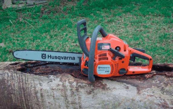 Технические характеристики бензопилы Husqvarna 240