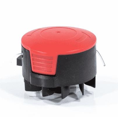 Автоматическая катушка по способу подачи лески