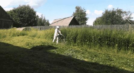 Плюсы и минусы садовой техники на колесах