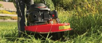 Правила эксплуатации колесных триммеров