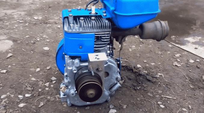 Двигатель для мотоблока Нева МБ-2